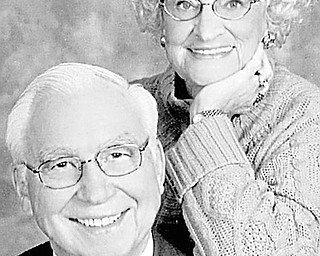 Mr. and Mrs. Donald E. Leonard