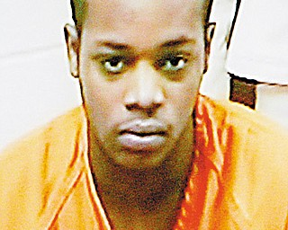 SUSPECT ARRAIGNED: Jamar Houser, 18, of Volney Road was arraigned by video before Judge Robert Milich of Youngstown Municipal Court on Monday in the shooting death of 80-year-old Angeline Fimognari. Judge Milich set Houser's bond at $3 million.