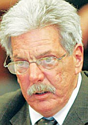 Prosecutor Paul Gains