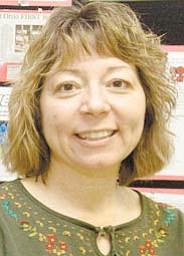 Judy Barber of Girard High School