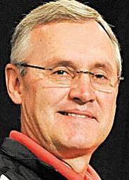 Ohio State coach Jim Tressel