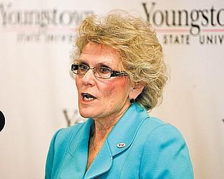 Cynthia Anderson YSU president elect