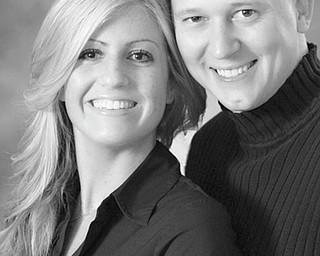 Amanda Cole and Ryan Stredney