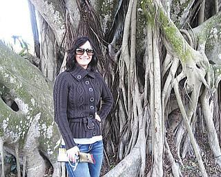 This is Nikki Rinko, taken at the zoo in Naples, Fla..