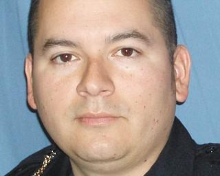 Sgt. Cristobal Ruiz of Canfield police department