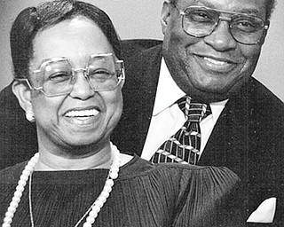 Mr. and Mrs. Edward J. Buggs Jr.