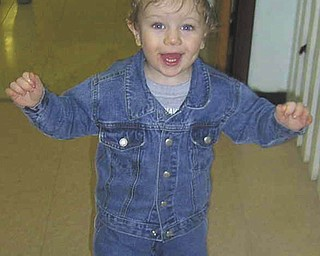 Jeremy Lodwick had a ball at DaffinÕs Candy. He is the son of Robert and Lisa Lodwick of Youngstown and the grandson of Gayle and Peggy Yeager of Hubbard and James and Wanda Lodwick of Youngstown..
