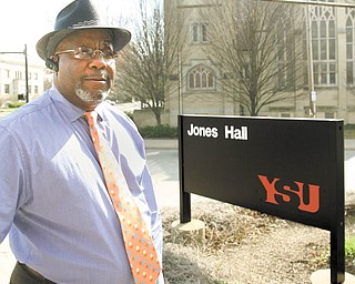 Michael Write of Youngstown is back at Youngstown State University in an attempt to get his degree. Write, 58, spent 20 years as a social worker, but was laid off . He is among many people returning to school in a down economy seeking to improve their futures through higher education.