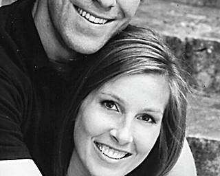 Matt Warnock and Jaclyn Speece