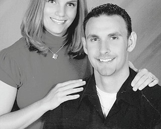 Jaclyn Gargano and Jonathan Sliwinski