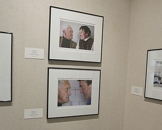 LISA-ANN ISHIHARA | THE VINDICATOR ..Photos taken of the Wyeth family following them from Chadd's Ford, PA to Benner Island and Port Clythe, ME are on loan from Artist Peter Ralston being exhibited at The Butler Institute of American Art, Sunday, May 2, 2010