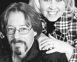 Neil Carrick and Cynthia Fox