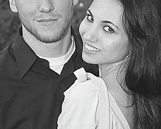 Mike Berlon and Alexandra Pavelish