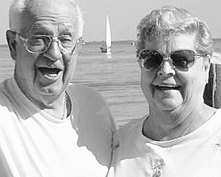 Mr. and Mrs. Anthony Parish