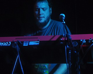 Larry Serb of Asleep at Cedars Lounge, Saturday, May 8, 2010.