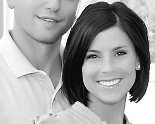Micah Zavadil and Laura Paden