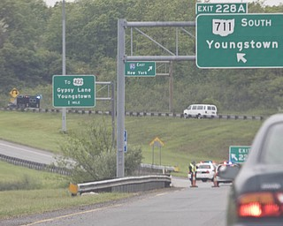 LISA-ANN ISHIHARA | THE VINDICATORLISA-ANN ISHIHARA | THE VINDICATOR...POTUS Motorcade heads towards Youngstown.