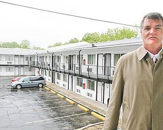 C.A.P. Development LLC, a nonprofi t company run by Randall Cash, is refurbishing Knights Inn in.Liberty for transitional housing for veterans.