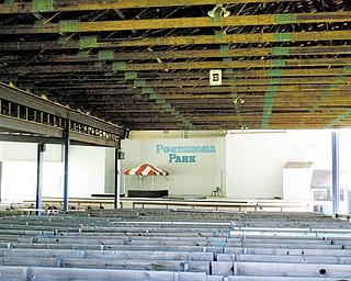 The Ponderosa Park venue closed in June 2010.