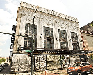 The former Paramount Theatre