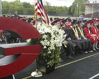 Girard High School commencement 2010.