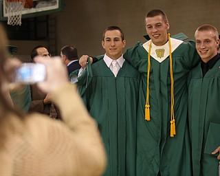 West Branch High School Graduation 2010.