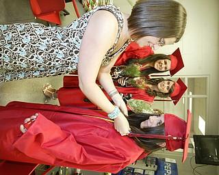 Chaney HS graduation 2010.