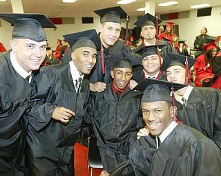 Campbell HS Graduation 2010