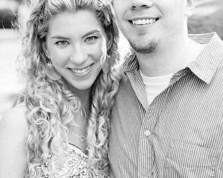 Ashley Barron and John Vogel