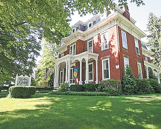 The historic Inn at the Green on South Main Street in Poland has a new owner with local ties. Ginny and Steve Meloy had owned and operated the establishment for a quarter-century.