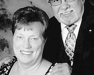 Mr. and Mrs. Stephen R. Prusak