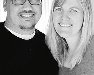Daniel Leone and Julie Frey