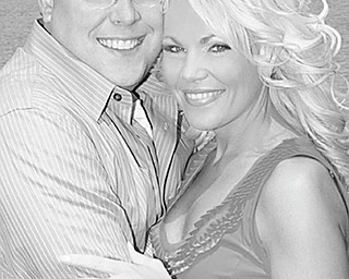 John Richards and Jillian Patoray