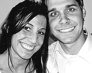 Elyse DiMartino and Christopher Aracich