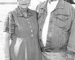 Mr. and Mrs. James Hrusovski