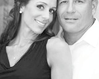 Jane B. Kalyvas and Dr. Trent Mascola
