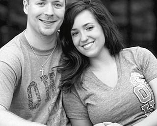 Branden Buxman and Lauren Brediger