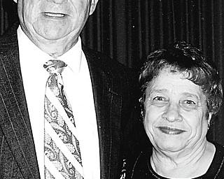 Mr. and Mrs. Dennis Hynes Sr.