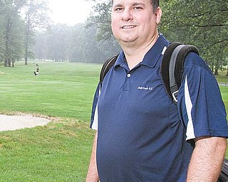 Chris Economus, who regularly plays at Mill Creek Golf Course, has entered the Greatest Golfer of the Valley tournament, sponsored by The Vindicator and Farmers National Bank.