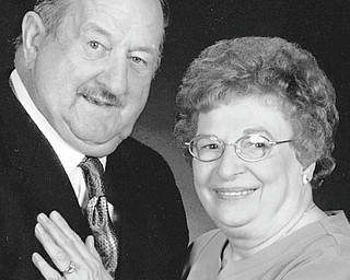 Mr. and Mrs. Edward Bartos