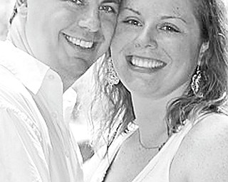 Jason Pryce and Rachel Maine