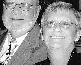 Mr. and Mrs. Ward Roth Sr.