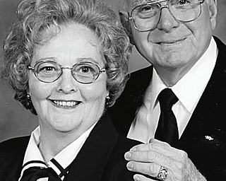 Mr. and Mrs. Donald Ruse