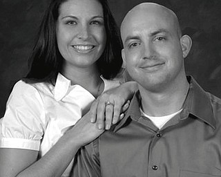Jill Sopko and Aaron Franks
