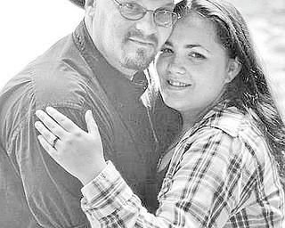 Wayne Olinger and Courtney Pellin