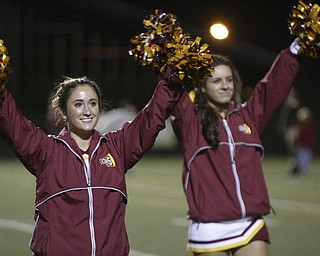 Cardinal Mooney football Oct 8, 2010