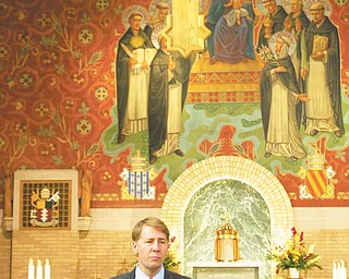 Ohio Attorney General Richard Cordray hosts the Safety Summit at St. Dominic Church on the South Side of Youngstown. Elected and law-enforcement officials addressed a recent increase in violence in Youngstown at the summit Wednesday. Two homicides happened this year at or near St. Dominic Church. A multipronged plan to make the city safer was outlined at the summit.