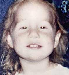 3-year-old Jessica Ballew (1996)