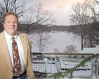 Mill Creek MetroParks new Executive Director Clarke Johnson