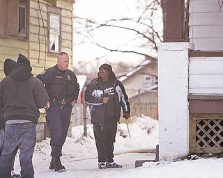 Youngstown police were investigating the Thursday afternoon shooting of a juvenile on the city's South Side. The shooting took place on East Philadelphia Avenue at 1:21 p.m. The 15-year-old was taken to St. Elizabeth Health Center, police said.